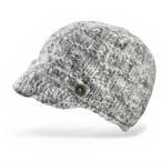 вязание шапок ушанок с описанием. трикотажные шапки женские.