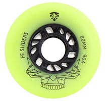 Flying Eagle Sliders Wheels зеленые, 4шт