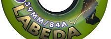 обозначение диаметра и жесткости (Labeda)
