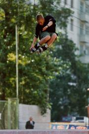 Данил Арсентьев. Nescafe-1999
