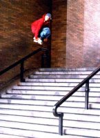Waly Russell safety 180 Gap